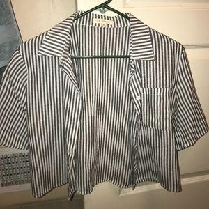 Pacsun Cropped Shirt